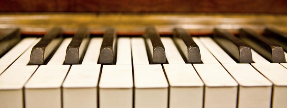 Was ich nicht sagen kann, sagt mein Klavier.